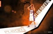 2010NBA季后赛壁纸 菲尼克斯太阳 Taylor Griffin 桌面壁纸 2010NBA季后赛壁纸菲尼克斯太阳 体育壁纸