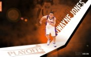 2010NBA季后赛壁纸 菲尼克斯太阳 Dwayne Jones 桌面壁纸 2010NBA季后赛壁纸菲尼克斯太阳 体育壁纸