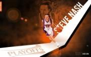 2010NBA季后赛壁纸 菲尼克斯太阳 Steve Nash 桌面壁纸 2010NBA季后赛壁纸菲尼克斯太阳 体育壁纸