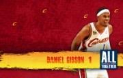 2010NBA季后赛壁纸 克里夫兰骑士 Daniel Gibson 图片壁纸 2010NBA季后赛壁纸克里夫兰骑士 体育壁纸