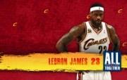 2010NBA季后赛壁纸 克里夫兰骑士 LeBron James 图片壁纸 2010NBA季后赛壁纸克里夫兰骑士 体育壁纸