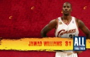 2010NBA季后赛壁纸 克里夫兰骑士 Jawad Williams 图片壁纸 2010NBA季后赛壁纸克里夫兰骑士 体育壁纸