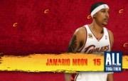 2010NBA季后赛壁纸 克里夫兰骑士 Jamario Moon 图片壁纸 2010NBA季后赛壁纸克里夫兰骑士 体育壁纸