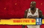 2010NBA季后赛壁纸 克里夫兰骑士 Shaquille O Neal 图片壁纸 2010NBA季后赛壁纸克里夫兰骑士 体育壁纸