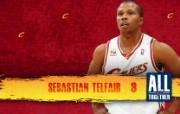 2010NBA季后赛壁纸 克里夫兰骑士 Sebastian Telfair 图片壁纸 2010NBA季后赛壁纸克里夫兰骑士 体育壁纸