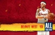 2010NBA季后赛壁纸 克里夫兰骑士 Delonte West 图片壁纸 2010NBA季后赛壁纸克里夫兰骑士 体育壁纸