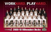 2010NBA季后赛壁纸 密尔沃基雄鹿 Playoffs Team桌面壁纸 2010NBA季后赛壁纸密尔沃基雄鹿 体育壁纸