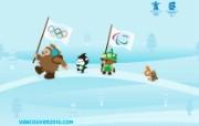 2010 年温哥华冬奥会官方壁纸 体育壁纸