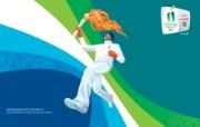 冬奥会火炬接力桌面壁纸 2010 年温哥华冬奥会官方壁纸 体育壁纸