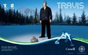 宣传海报 Find Your Passion in Sport Travis Jones桌面壁纸 2010 年温哥华冬奥会官方壁纸 体育壁纸