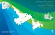 火炬传递路线 纽芬兰 拉布拉多 Newfoundland and Labrador桌面壁纸 2010 年温哥华冬奥会官方壁纸 体育壁纸