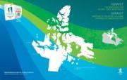 火炬传递路线 努纳武特 Nunavut桌面壁纸 2010 年温哥华冬奥会官方壁纸 体育壁纸