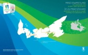 火炬传递路线 爱德华王子岛 Prince Edward Island桌面壁纸 2010 年温哥华冬奥会官方壁纸 体育壁纸
