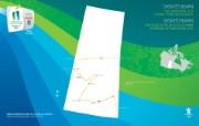 火炬传递路线 萨斯喀彻温 Saskatchewan桌面壁纸 2010 年温哥华冬奥会官方壁纸 体育壁纸