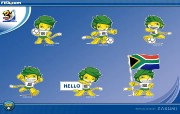 2010世界杯宽屏壁纸 2010世界杯宽屏壁纸 体育壁纸