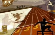 奥运项目 体育壁纸