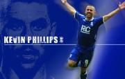 英超联赛球队 官方 Kevin Phillips壁纸下载 Birmingham 伯明翰壁纸 体育壁纸