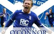 英超联赛球队 官方 Garry O Connor壁纸下载 Birmingham 伯明翰壁纸 体育壁纸