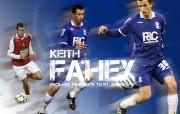 英超联赛球队 官方 Keith Fahey壁纸下载 Birmingham 伯明翰壁纸 体育壁纸