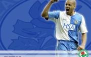 英超联赛球队 官方Blackburn 布莱克本壁纸 STEVEN REID桌面壁纸 Blackburn 布莱克本官方壁纸 体育壁纸