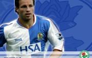 英超联赛球队 官方Blackburn 布莱克本壁纸 LUCAS NEILL桌面壁纸 Blackburn 布莱克本官方壁纸 体育壁纸