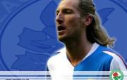 英超联赛球队 官方Blackburn 布莱克本壁纸 ROBBIE SAVAGE桌面壁纸 Blackburn 布莱克本官方壁纸 体育壁纸