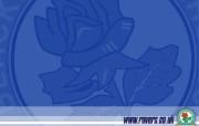 英超联赛球队 官方Blackburn 布莱克本壁纸 BADGE BACKGROUND桌面壁纸 Blackburn 布莱克本官方壁纸 体育壁纸