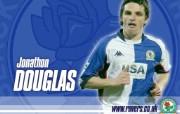 英超联赛球队 官方Blackburn 布莱克本壁纸 JONATHON DOUGLAS桌面壁纸 Blackburn 布莱克本官方壁纸 体育壁纸
