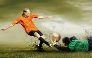 超大足球写真 2 17 超大足球写真 体育壁纸