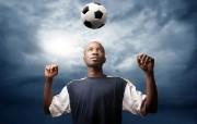超大足球写真 2 10 超大足球写真 体育壁纸