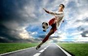 超大足球写真 2 8 超大足球写真 体育壁纸