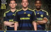 英超联赛球队 官方Chelsea 切尔西壁纸 away kit桌面壁纸 Chelsea 切尔西车路士壁纸 体育壁纸