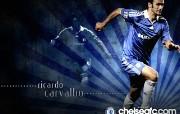 英超联赛球队 官方Chelsea 切尔西壁纸 Carvalho桌面壁纸 Chelsea 切尔西车路士壁纸 体育壁纸