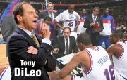 NBA Tony DiLeo壁纸下载 费城76人队200809赛季官方桌面壁纸 体育壁纸