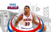 NBA Willie Green壁纸下载 费城76人队200809赛季官方桌面壁纸 体育壁纸
