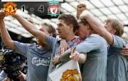 英超联赛球队 celebration score桌面壁纸 官方Liverpool 利物浦壁纸球场英姿 体育壁纸