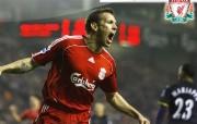 英超联赛球队 Liverpool桌面壁纸 官方Liverpool 利物浦壁纸球场英姿 体育壁纸