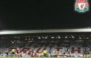 英超联赛球队 kopmosaic桌面壁纸 官方Liverpool 利物浦壁纸球场英姿 体育壁纸