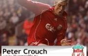 英超联赛球队 Peter Crouch桌面壁纸 官方Liverpool 利物浦壁纸球员阵容 体育壁纸