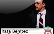 英超联赛球队 Rafa Benitez桌面壁纸 官方Liverpool 利物浦壁纸球员阵容 体育壁纸