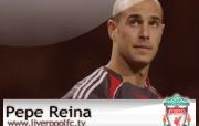 英超联赛球队 Pepe Raina桌面壁纸 官方Liverpool 利物浦壁纸球员阵容 体育壁纸