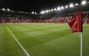 英超联赛球队 Britannia Stadium pitchside桌面壁纸 官方Stoke City 斯托克城壁纸 体育壁纸
