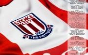 英超联赛球队 Stoke City Fixtures 2008 2009桌面壁纸 官方Stoke City 斯托克城壁纸 体育壁纸