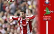 英超联赛球队 September Wallpaper桌面壁纸 官方Stoke City 斯托克城壁纸 体育壁纸