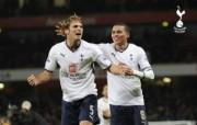 英超联赛球队 Arsenal 4 4 Tottenham Hotspur桌面壁纸 官方Tottenham 热刺壁纸 体育壁纸