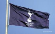 英超联赛球队 Stadium Flag桌面壁纸 官方Tottenham 热刺壁纸 体育壁纸