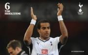 英超联赛球队 Tom Huddlestone桌面壁纸 官方Tottenham 热刺壁纸 体育壁纸