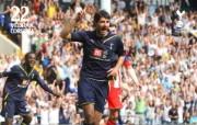 英超联赛球队 Vedran Corluka桌面壁纸 官方Tottenham 热刺壁纸 体育壁纸