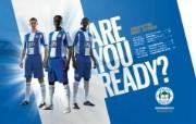 英超联赛球队 ARE YOU READY 桌面壁纸 官方Wigan Athletic 维冈竞技壁纸 体育壁纸