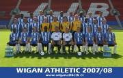 英超联赛球队 Team Desktop桌面壁纸 官方Wigan Athletic 维冈竞技壁纸 体育壁纸